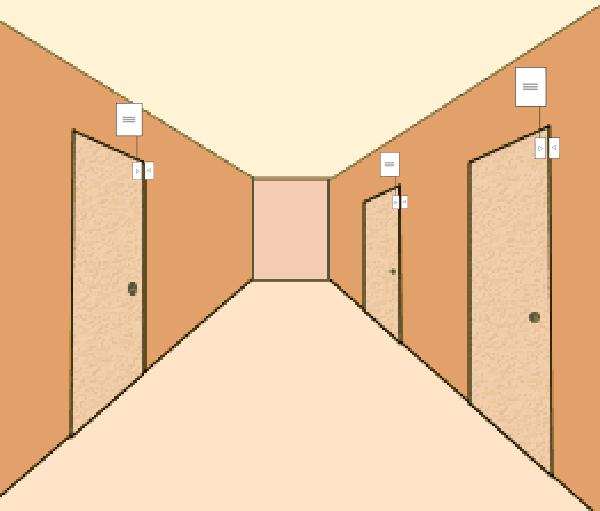 ドア窓センサーを複数の部屋のドアに設置 10チャンネルチャイムで区別してお知らせ